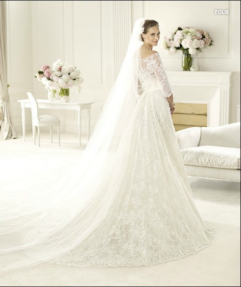 2013 ELIE BY ELIE SAAB Wedding Dresses