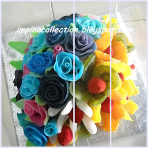 GUBAHAN MIX ASAM2 KERING & AGAR2 ROSE ~ RM100/Box