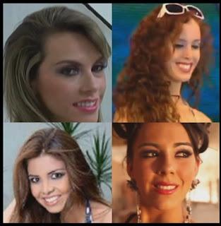 lindas mujeres candidatas a Miss Bolivia