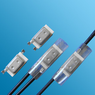 temperature sensing thermal switch