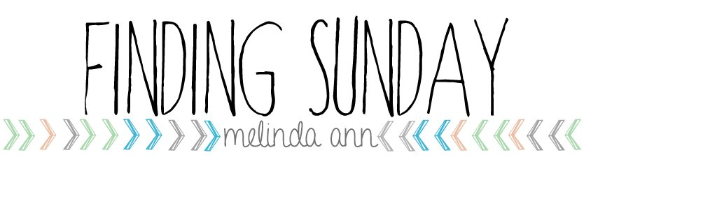 Finding Sunday