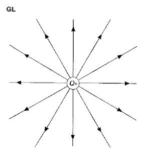 campo eléctrico es consecuentemente un campo vectorial.