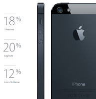 iPhone 5 new design aluminum body