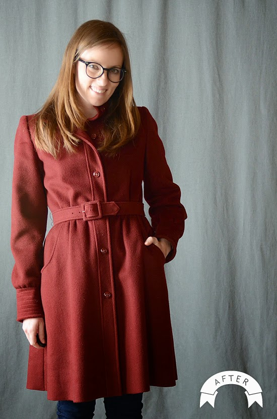 http://melissaesplin.com/2012/01/refashioned-8-wool-coat/