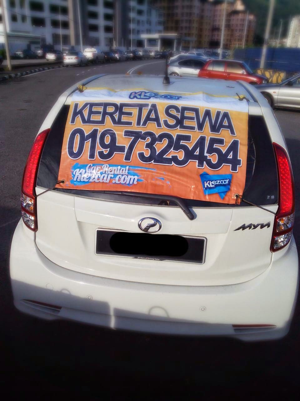 Car rental in penang