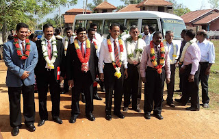 Coca-Cola & Habitat for Humanity dedicate revitalized wells and schools in Batticaloa
