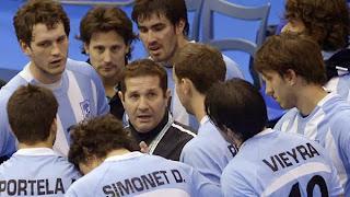 Argentina: Gira por Francia y partidos vs Uruguay o Chile | Mundo Handball
