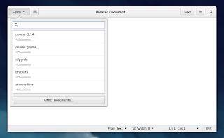 GNOME Software 3.14