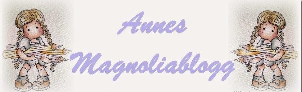 Annes Magnoliablogg