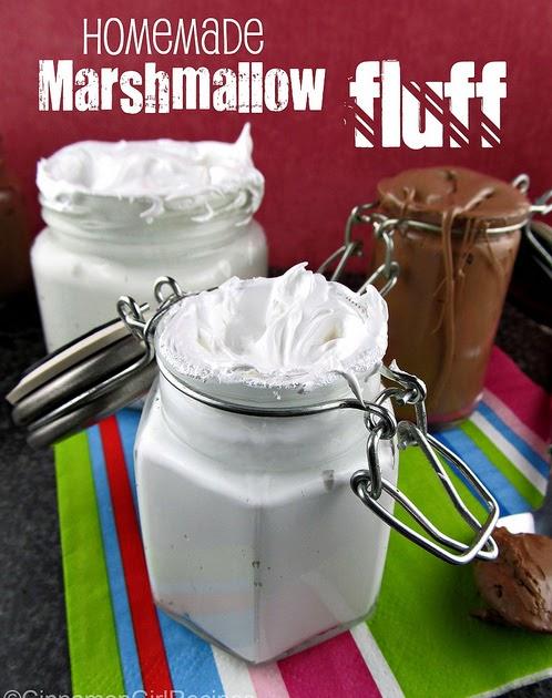 Chelsea's: Homemade Marshmallow Fluff