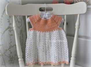 Summer Baby Dress, My New Pattern, $3.45