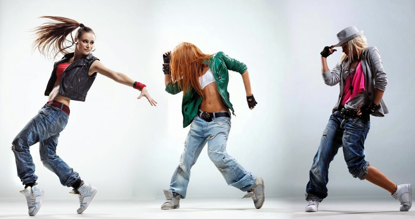 La Street dance ...B Boying