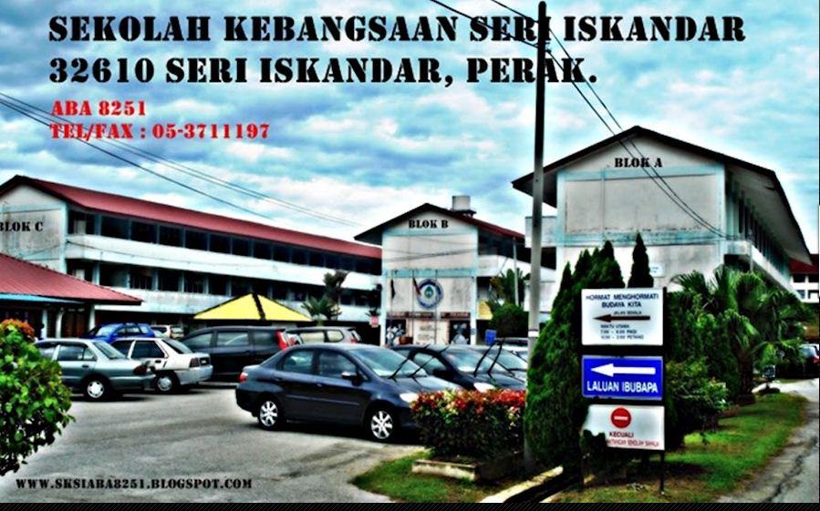 .Sekolah Kebangsaan Seri Iskandar