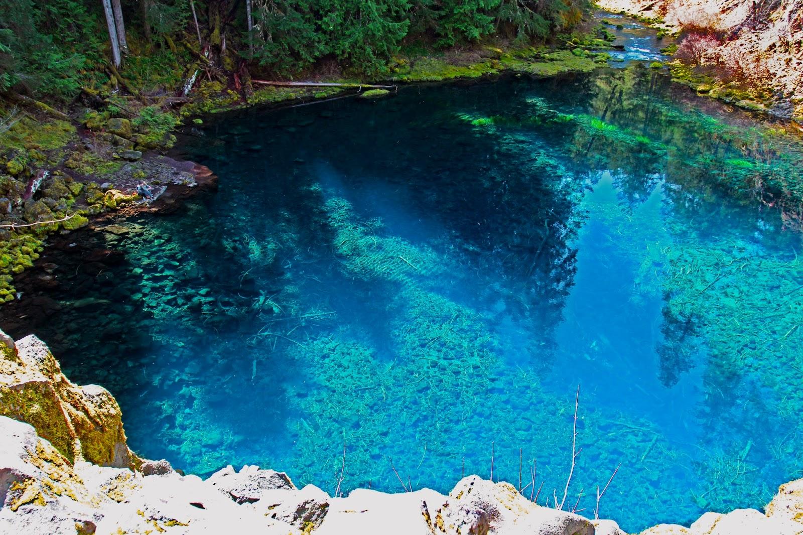 Tamolitch Pool