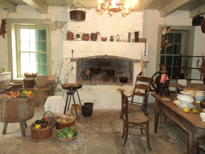 Plantation Kitchen House loyola intensive english program - liep news now: visit to