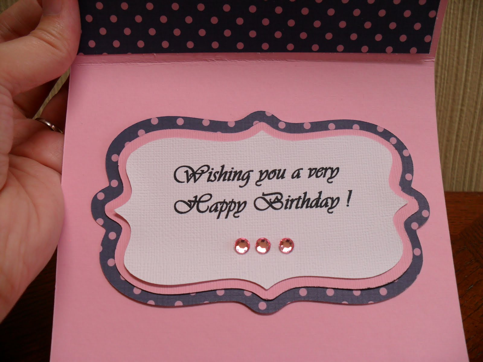The unknown entertaining mind of miss dena jones another birthday ive been making a bunch of cards lately here is another birthday card i made recently i used the hello kitty greetings cricut cartridge m4hsunfo