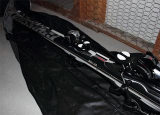Salomon Crossmax7 Skidorna