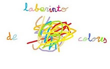 Laberinto de colores...