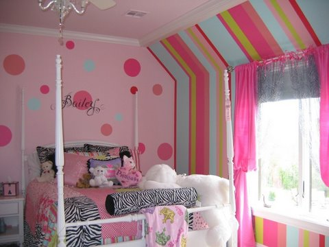Painting Bedroom Ideas on Kids Room Ideas  Kids Room Paint