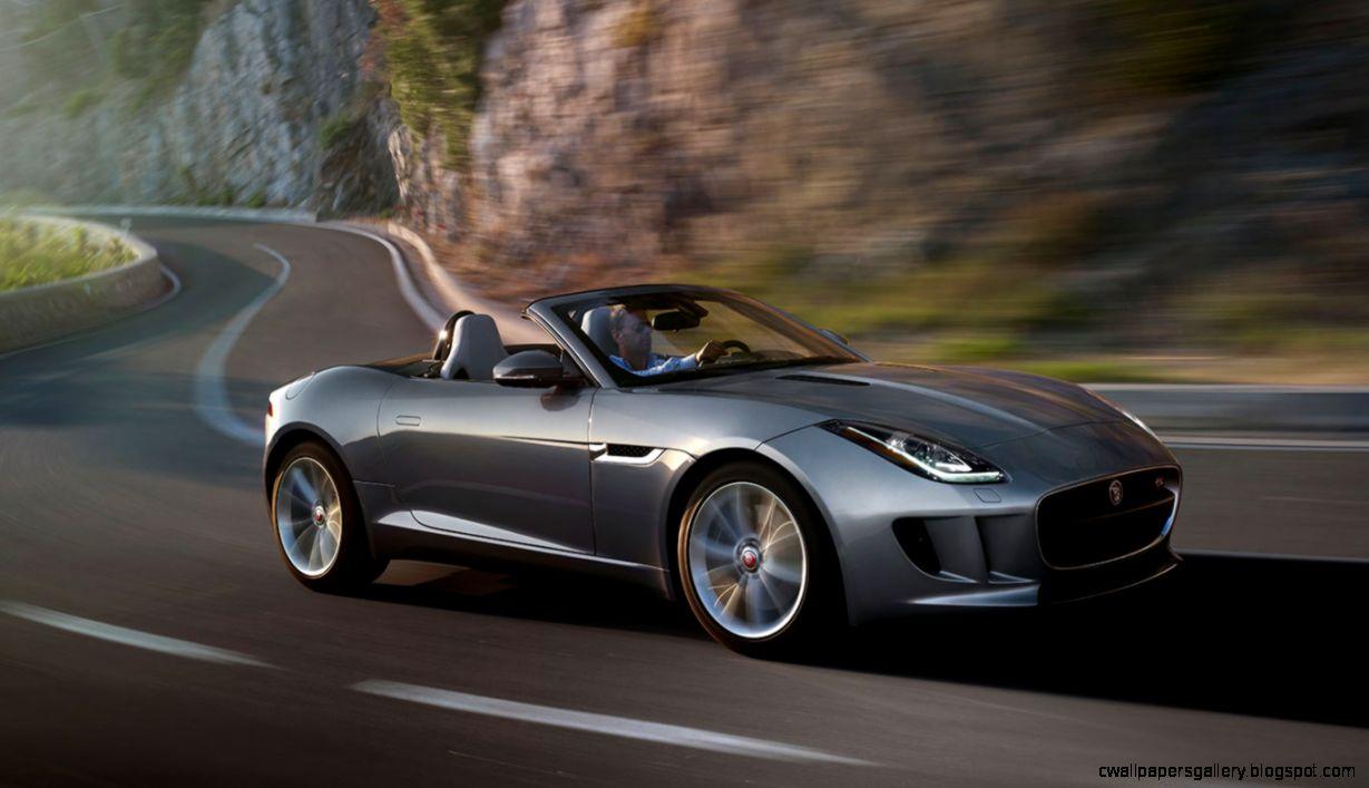 2015 Jaguar F Type Convertible