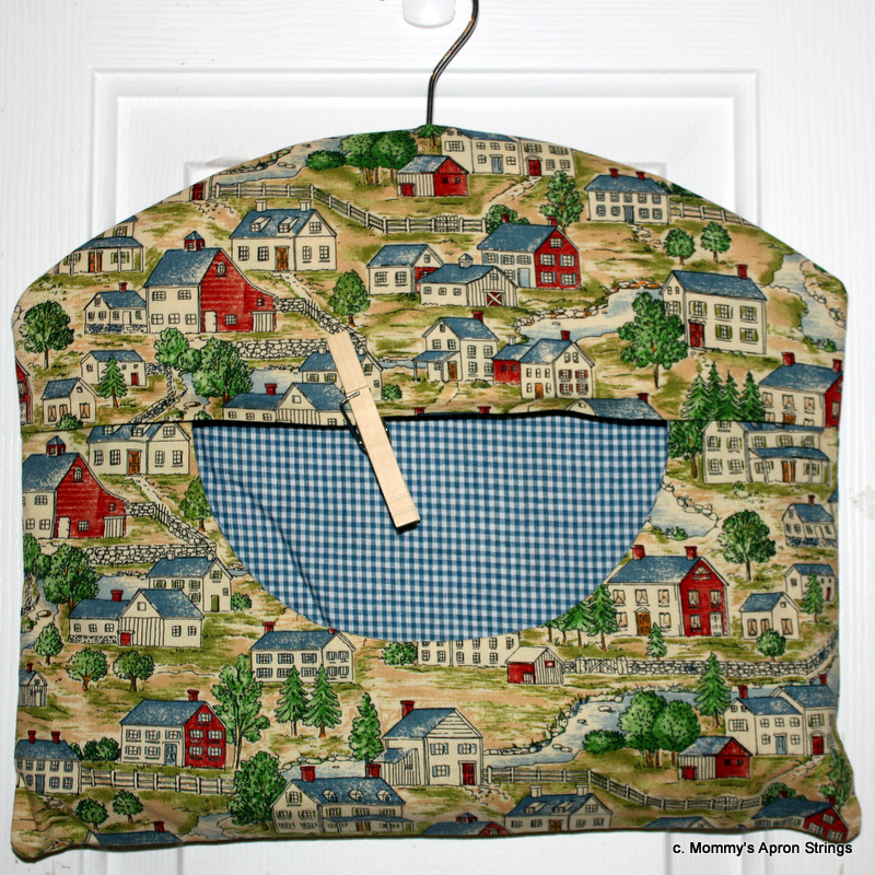 clothespin bag | eBay - Ele