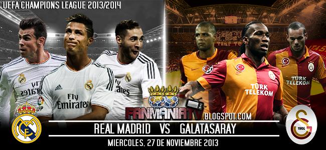 Image Result For Ver Real Madrid Vs Galatasaray En Vivo Online Gratis