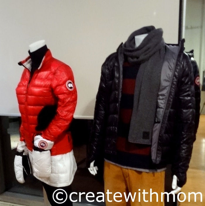 Canada Goose down outlet authentic - Create With Mom: Canada Goose will keep us warm in the harshest of ...