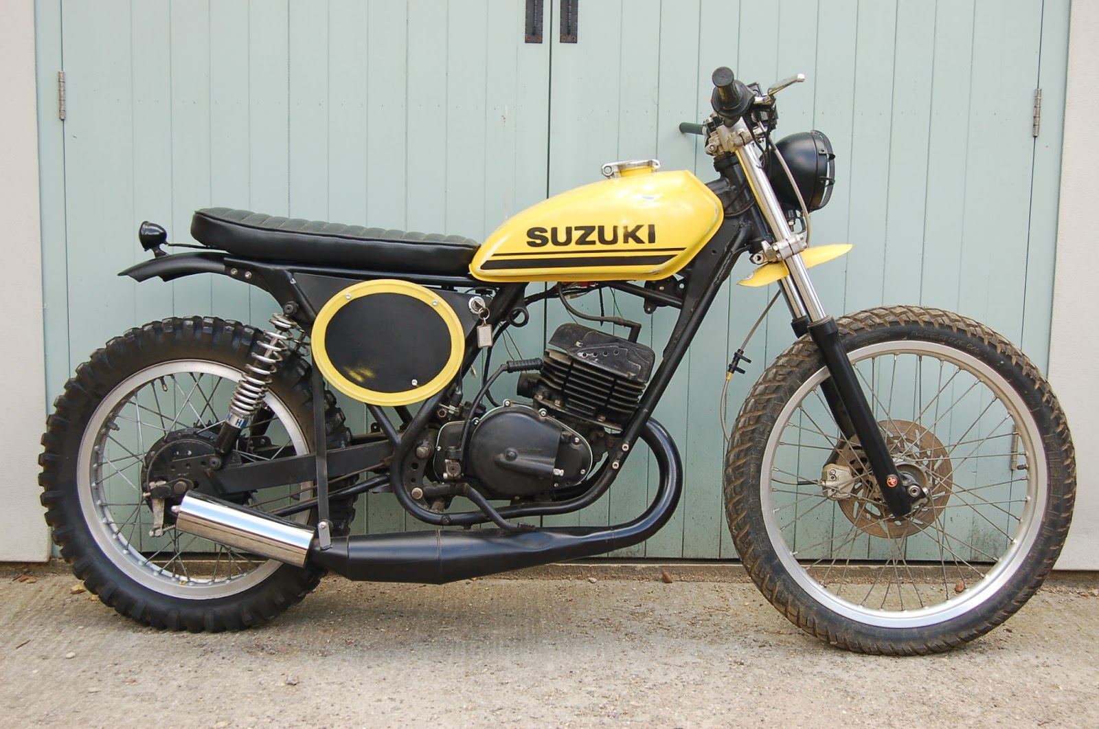 the ts250 project