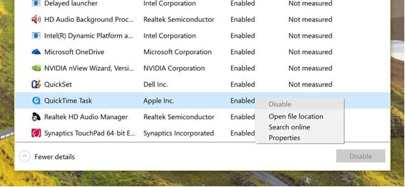 كيف تقوم بتسريع فتح  Windows 10 اثناء التشغيل
