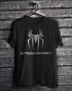 KAOS DISTRO SPIDERMAN LOGO 1
