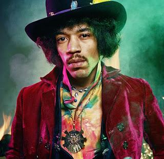 Happy 70th Birthday Jimi Hendrix Rest In Peace