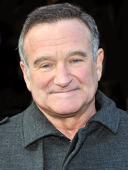 Robin Williams (1951-2014) R. I. P.