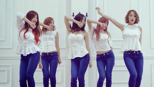 Tahiti Jerry Oppa You're Mine
