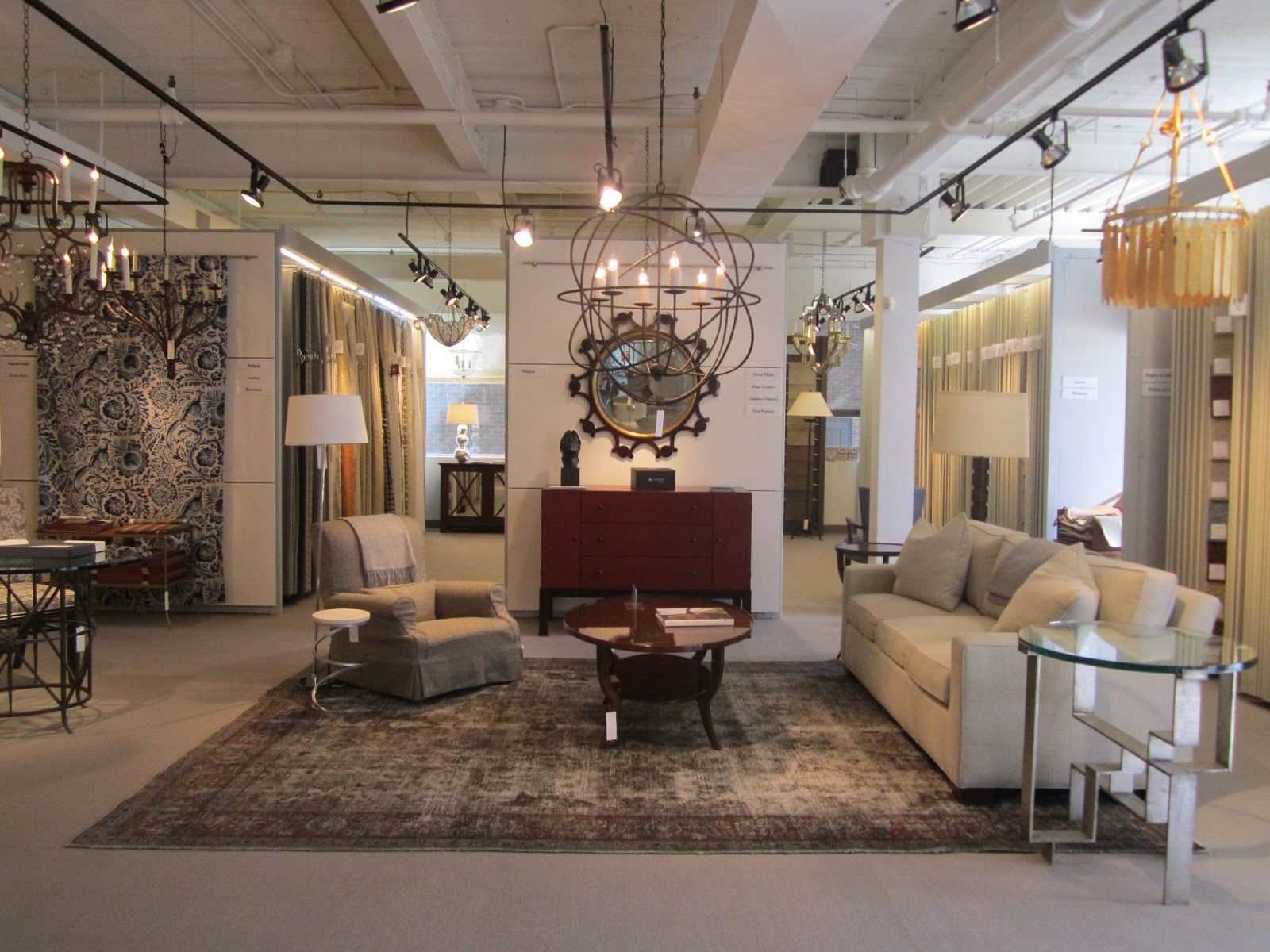 delicious decor ~: My visit to Designers Walk in Toronto