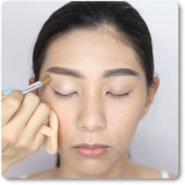 Korean Wedding Makeup Tutorial : Korean Bridal Makeup Lynette Tee Makeup Beauty Blog ...