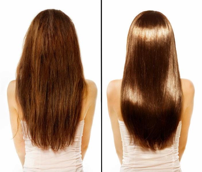 Favori Masque très simple à réaliser pour les cheveux secs, abimés et  JC88