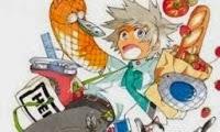Critique Manga, Manga, Hell's Kitchen, Gumi Amazi, Mitsuru Nishimura, Kana, Dark Kana,
