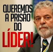 PETIÇÃO PÚBLICA PEDINDO A PRISÃO DE LULA. ASSINEM TODOS. -  CLICK EM CIMA DA IMAGEM!!!