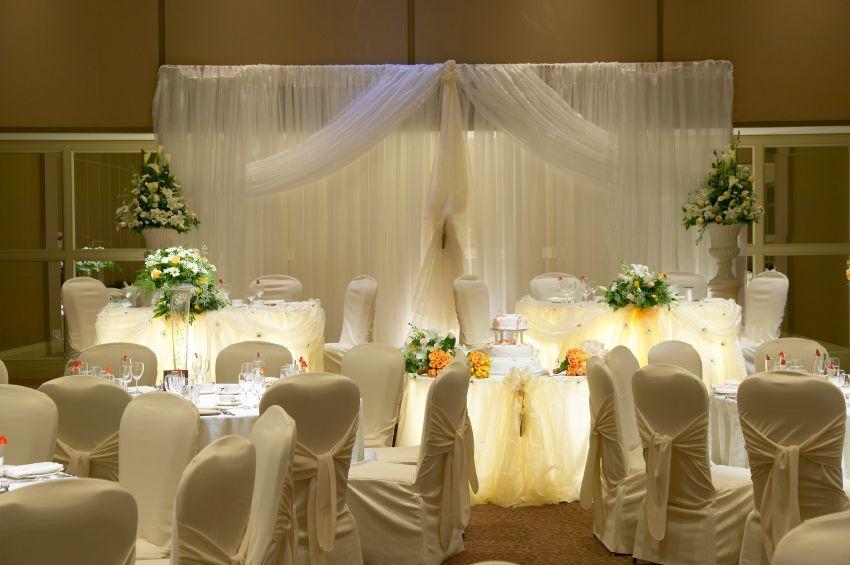 Elegant Wedding Decorations - Wedding Ideas