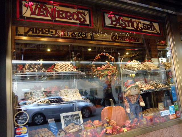 Venieros bakery in the east village nyc style a little cannoli finally getting to the east village and the much talked about venieros bakey for a visit to italian pastry heavenhope you are not reading this on a junglespirit
