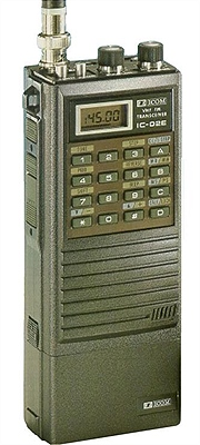 Icom IC-02E