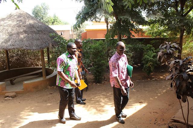 Formación de catequistas en Togo