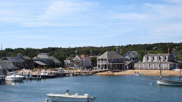 Massachusetts' Nantucket Island