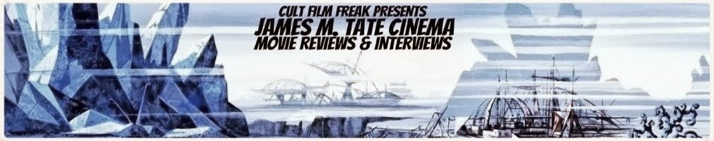 JAMES M. TATE CINEMA BY CULT FILM FREAK