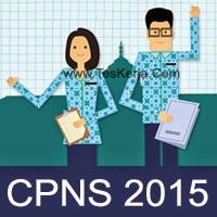 Resmi - Pengumuman Final CPNS Pusat dan Daerah Tahun 2015