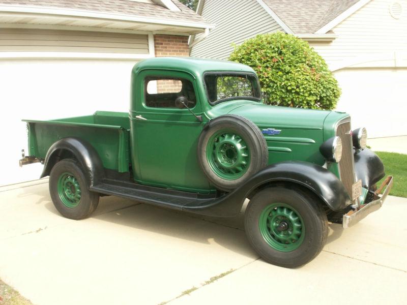 My 1928 Chevrolet 1936 Chevy 1 2 Ton Pickup 112 Short Wheelbase