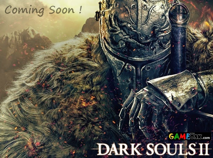 Dark Souls II will be released on April 7, 2015