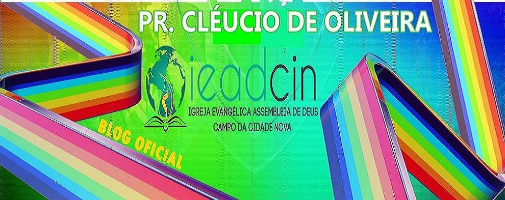 PR. CLEUCIO DE OLIVEIRA