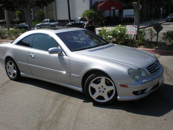 Daily turismo 10k rough rider 2002 mercedes benz cl55 for Mercedes benz cl55 amg price