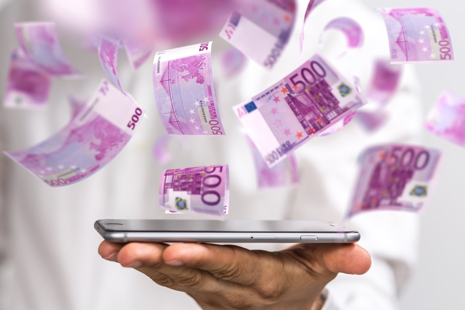 Geld verdienen im Internet einfache Schritte